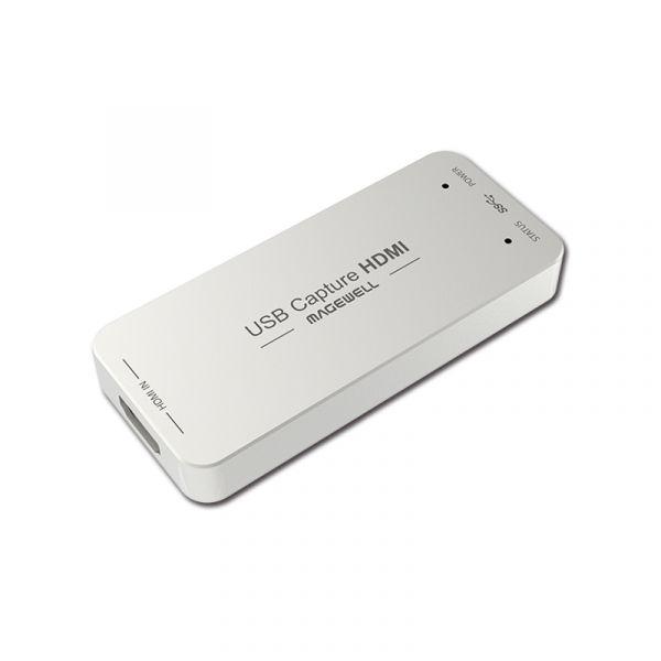 美乐威1路HDMI高清采集棒 USB Capture HDMI Gen 2