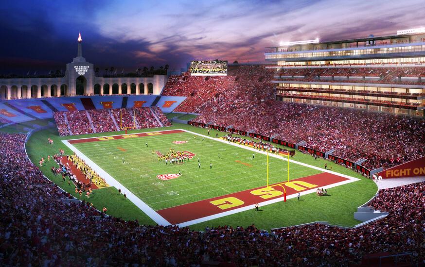 LiveU Case Study : University of Southern California Sports Programs